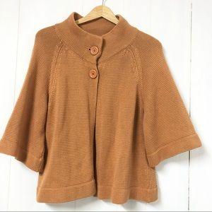 Axcess by Liz Claiborne Burnt Orange Knit Sweater